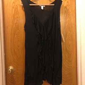 Style & Co Ladies Light Weight Vest - Size XL NWT